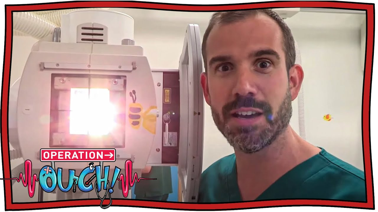 What's Radiology?? | Operation Ouch | Nugget