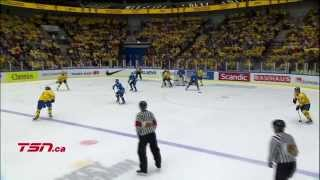 Sweden v Finland GMG (2-3 OT) - 2014 IIHF World Junior Championship