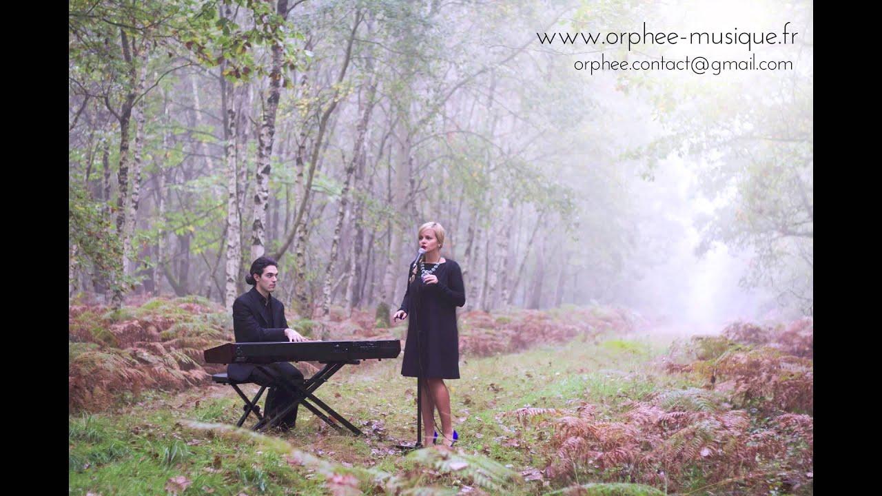 love orphe nat king cole cover groupe de musique mariage soire prive rennes tours angers - Chant D Envoi Mariage