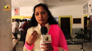 Pawan kalyan jana sena party supported by anitha chowdary