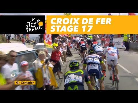 Col de la Croix de Fer - Stage 17 - Tour de France 2017