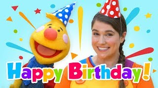 Celebrate Sesame Street's 50th Birthday With Super Simple!
