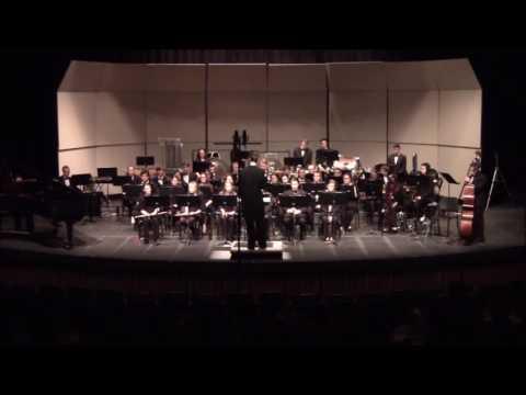 UNH Wind Symphony - Symphony No. 1