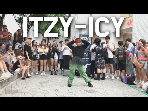 "ITZY (있지) - ""ICY""  Full Dance Cover(댄스커버) By.EDDIE"