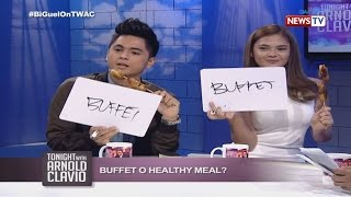 Tonight with Arnold Clavio: Resulta ng compatibility test ng BiGuel, alamin!