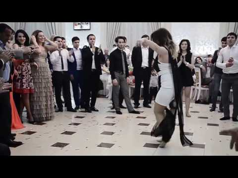 Azerbaijan Dance In Wedding