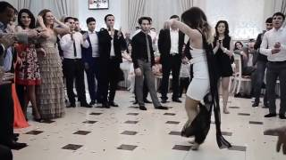 Azerbaijan dance in wedding
