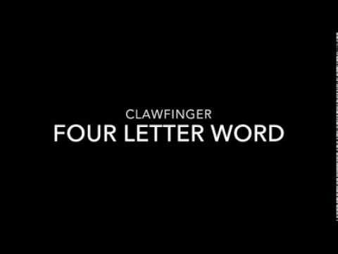 Clawfinger - Four letter word (Lyrics)