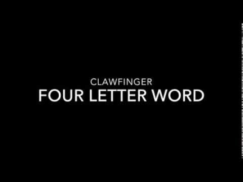 4 letter word lyrics clawfinger four letter word lyrics 20242 | hqdefault