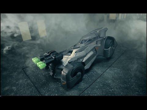 Batman V Superman™ Epic Strike Batmobile Vehicle TV Commercial | Mattel