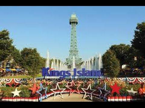 Top 10 Kings Island Roller Coasters