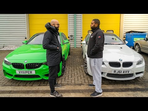BMW F80 M3 vs E92 M3 Driven *BACK 2 BACK*