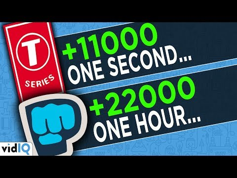 PewDiePie Vs T Series: This Is Getting Silly - Who Has Answers!?!