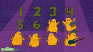 Sesame Street: 12 Little Chicks Song
