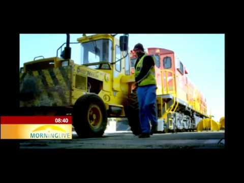 TNA Business Briefing Freight rail unlocking Africa's growth, pt2