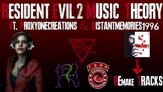 Resident Evil 2 Remake 2 Music Theory/Explained ft. ProxyOneCreations & DistantMemories1996