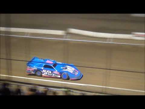 Muskingum County Speedway Late Model Feature 8-4-2018
