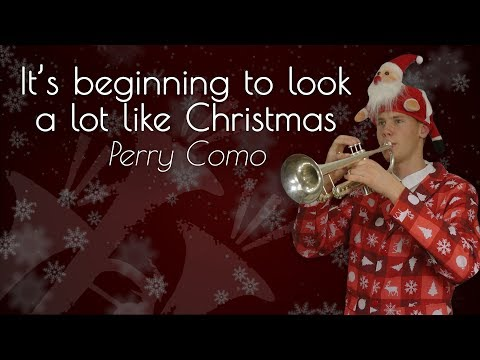 Perry Como -- It's beginning to look a lot like Christmas (TMO Cover)