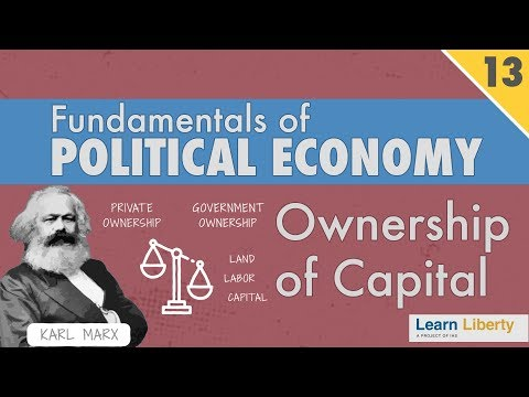Ownership of Capital