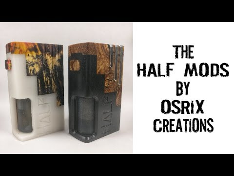 The Half Mods by Osrix Creations