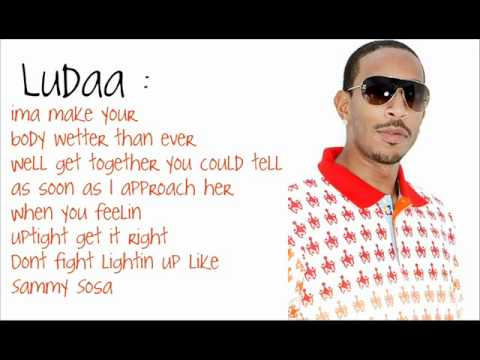Wet The Bed Lyrics Chris Brown Ft Ludacris