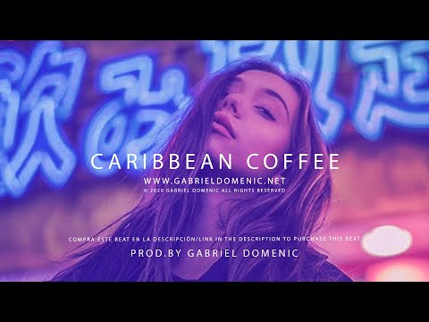 Free Dancehall Riddim Instrumental Beat 2018 - Caribbean Coffee | @GabrielDomenic Type Beat 2018