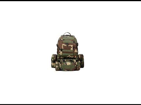 купить Рюкзак Для Охоты 23 Л. С Подсумкой