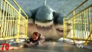 O Tubarão Com 3 Cabeças - Vítimas