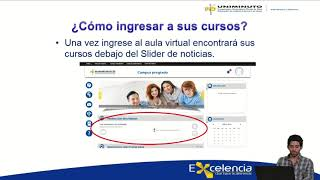 Aulas Virtuales y Campus Virtual