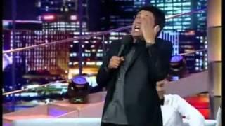 חיקוי קורע מצחוק של שחר חסון -נבחרת ישראל בטלוויזיה