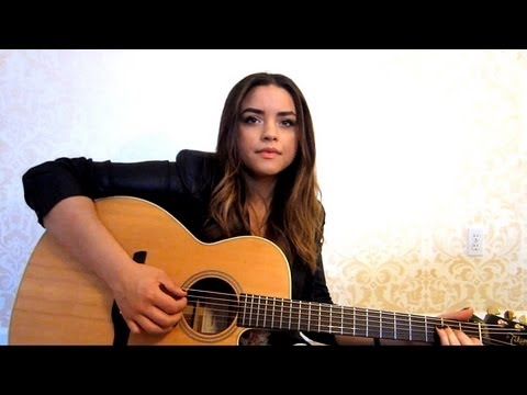 """""""Stay"""" - Rihanna feat. Mikky Ekko (acoustic cover by Grace)"""