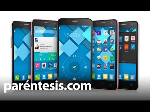 Alcatel One Touch Idol 2, review en español