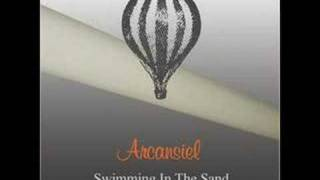 swimmer in the sand - Arcansiel