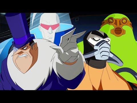 Batman Unlimited | Arkham Break In