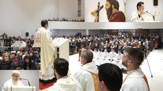 Split: Proslava Obraćenja sv. Pavla na Pujankama