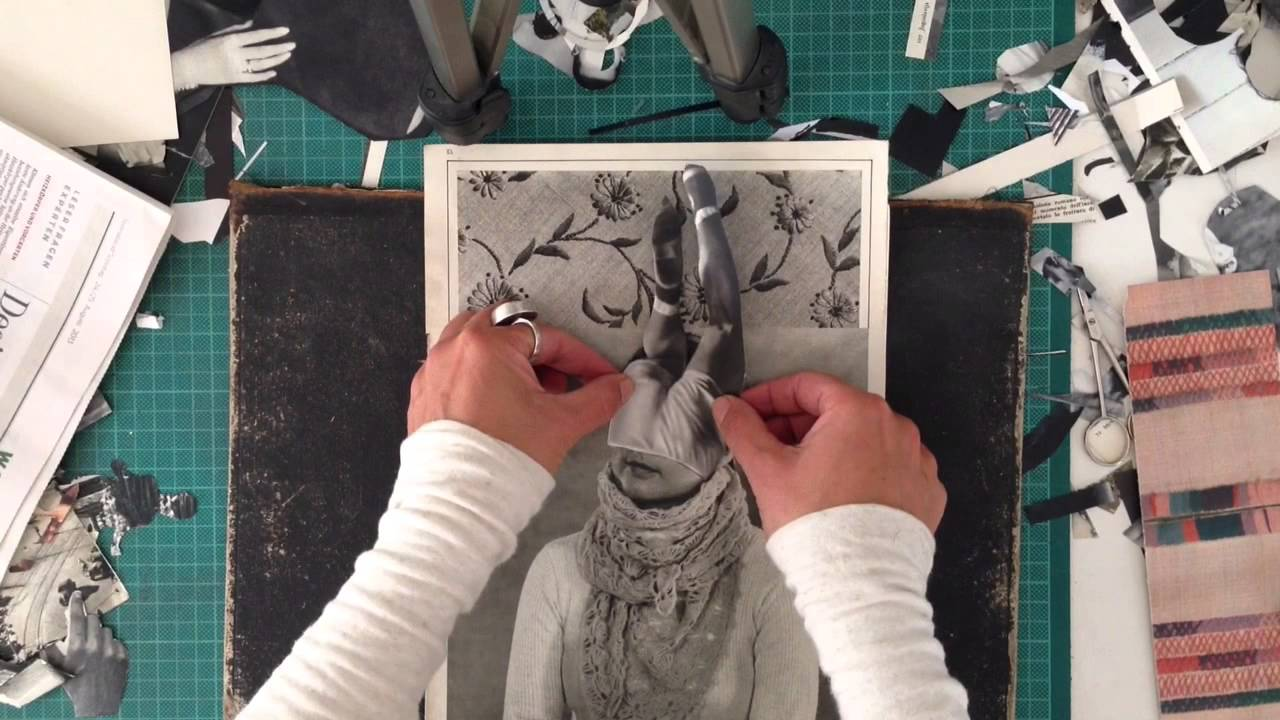 Collage Artist - YouTube
