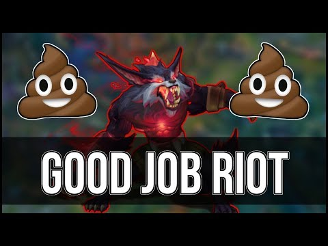 The Current State of Warwick - HUGE WARWICK BUGS - League of Legends