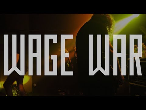 Wage War (Partial Set) live at 1904 Music Hall