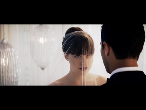'Fifty Shades Freed': Ana Becomes 'Mrs. Grey' in First Teaser -- See Her and Christian's Wedding …
