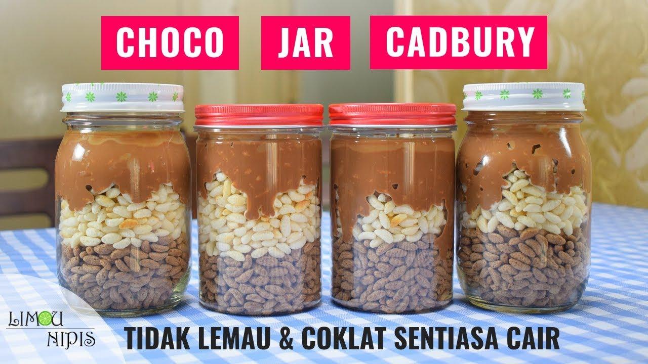 Resepi Choco Jar Beryls