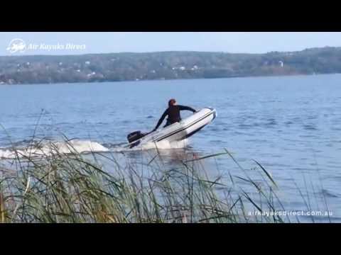Aqua Marina Air Deck Inflatable Dinghy Boat