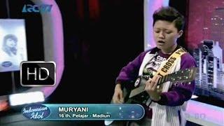 Audisi Yogyakarta INDONESIAN IDOL 2014 - MURYANI