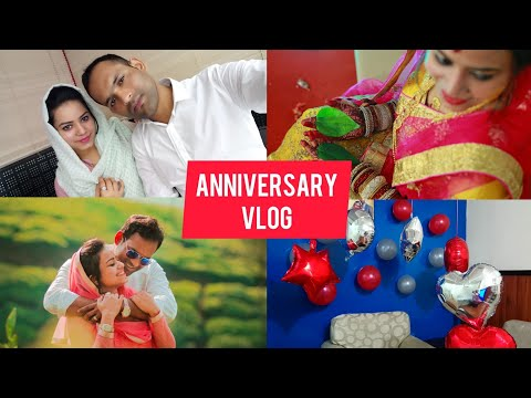 Wedding Anniversary Vlog In Tamil / Wedding Highlights / Tamil Vlog /