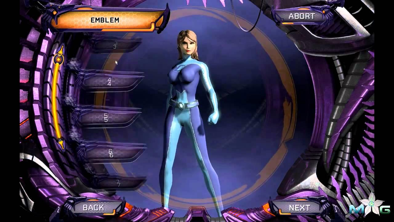 Dc universe online female