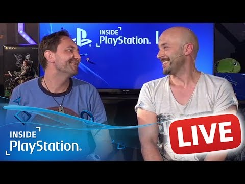Freitag der 13., Injustice 2, Samurai Warriors, GWENT | Inside PlayStation LIVE vom 26.05.2017