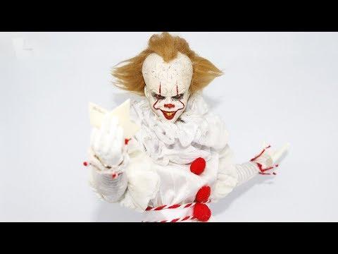 Фигурка Пеннивайза V2.0/Creep Customs Pennywise Action Figure