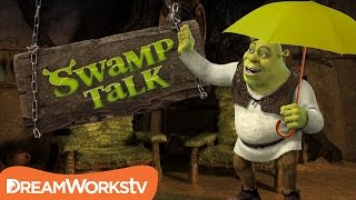 Cloudy With A Chance Of Stink | SWAMP TALK WITH SHREK AND DONKEY