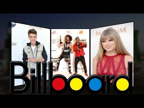 Billboard Music Awards 2012 Los Premiados!