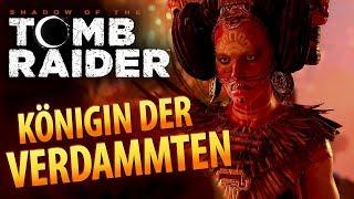 Shadow of the Tomb Raider #050 | Königin der Verdammten | Gameplay German Deutsch thumbnail