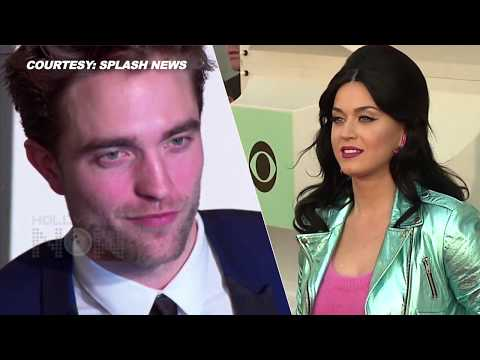 Robert Pattinson & FKA Twigs Breaking Up | Is Katy Perry the Reason?